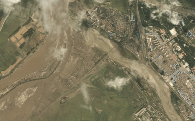 Relief efforts: How North Korea is rebuilding after flooding