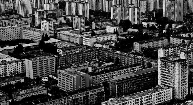 north korea flat photo