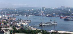 Russian trade with North Korean contin