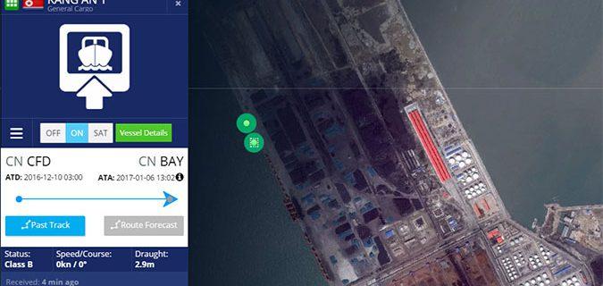 North Korean ships return to Chinese coal terminals