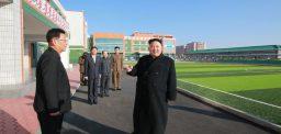 Kim Jong Un's January activity: more