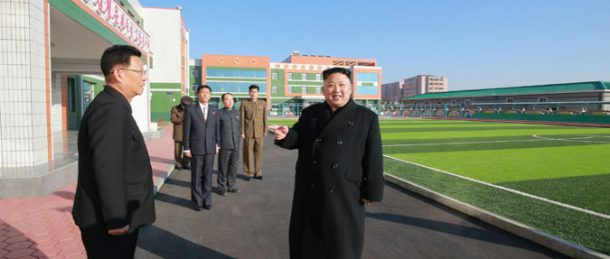 Kim Jong Un's January activity: more economy-focused than ever before