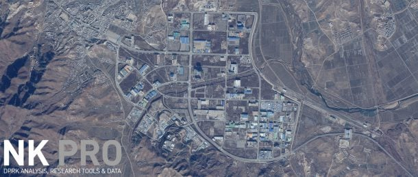 North Korea maintaining assets at Kaesong Industrial Complex, satellite imagery shows
