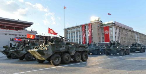 How N. Korea's new APCs highlight the KPA's continued modernization