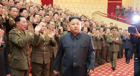 """Kim Jong Un's February Activity: """"Le Roi Est Mort, Vive Le Roi"""""""