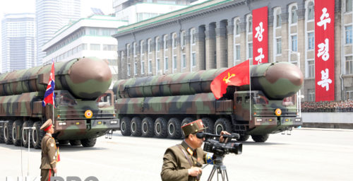 In depth: the weapons on show at North Korea's April 15 military parade