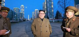 Kim Jong Un's March Activity: Preparin