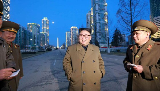 Kim Jong Un's March Activity: Preparing for the Day of the Sun