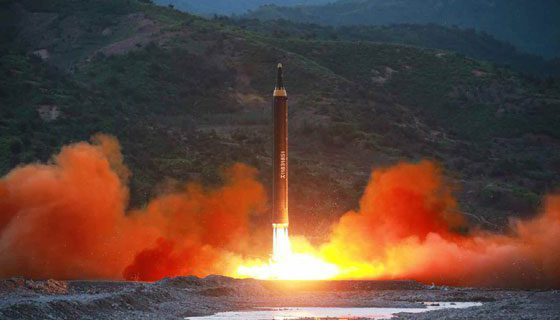 Why the Hwasong-12 test is such an important step forward for North Korea