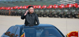 Kim Jong Un's April Activity: The Day of the Sun, Ryomyong Street, and successive shows of force