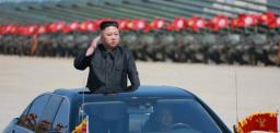 Kim Jong Un's April Activity: The Day