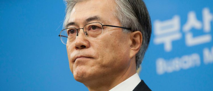 Three myths about Moon Jae-in, dispelled
