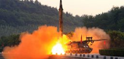 North Korea's latest Scud missile test