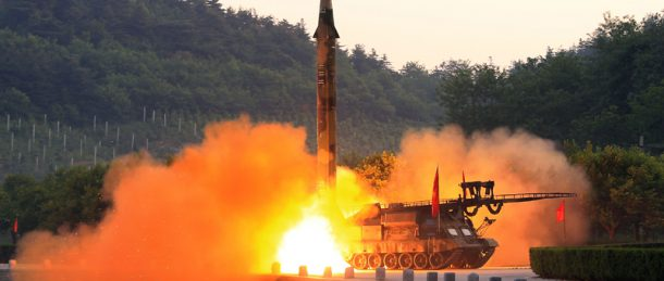 North Korea's latest Scud missile test: A carrier killer?