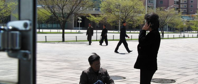 North Korea imports of Chinese cell phones jump in 2017