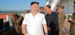 Kim Jong Un's June appearances: cruise missiles, but more belt-tightening ahead