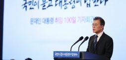 100 days of Moon Jae-in: The progress so far