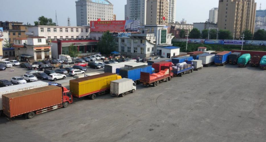 Dandong customs house in July: A look at what's going into North Korea