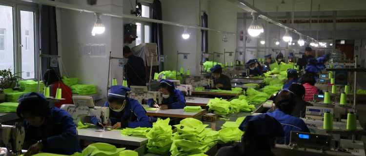 North Korean textiles hit yearly highs ahead of sanctions vote