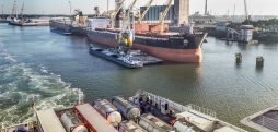 As sanctions loom, North Korean freighters return from Chinese bulk ports