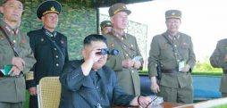 Kim Jong Un's August appearances: sending a message to the U.S.