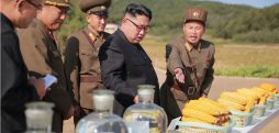 Kim Jong Un's September activities: portraying calm under pressure