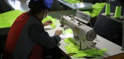North Korean textile exports continue