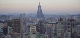 Imagery analysis: North Korea's capita