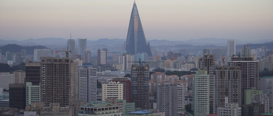 Imagery analysis: North Korea's capital, as seen from above