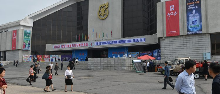 Sanctioned and illicit entities present at Autumn trade fair in Pyongyang: photos