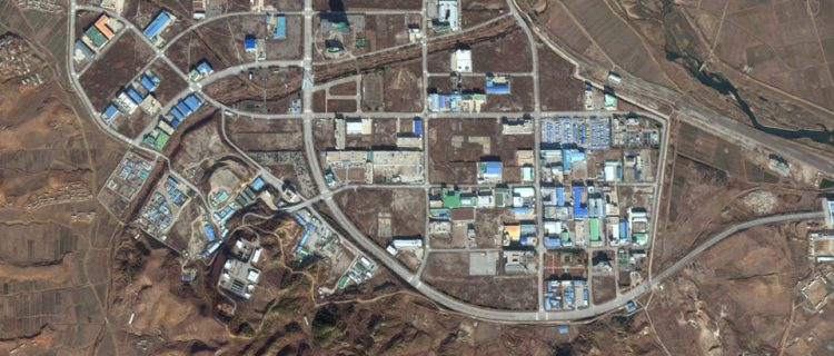 More activity underway at Kaesong Industrial Complex, satellite imagery suggests
