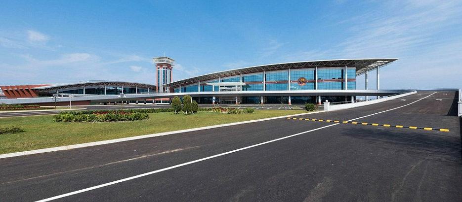 Two years on, still no int'l flight activity at North Korea's Kalma airport