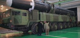 Show and TEL: North Korea's upgraded m