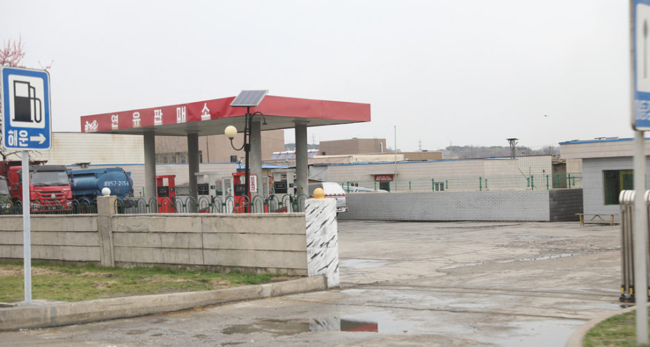 How gas prices show China's leverage over the North Korean economy