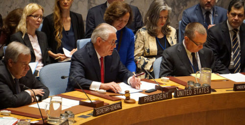 """Unpacking North Korea's claims that UNSC sanctions are """"illegal"""""""