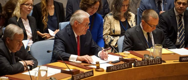 Unpacking North Korea's claims that UNSC sanctions are