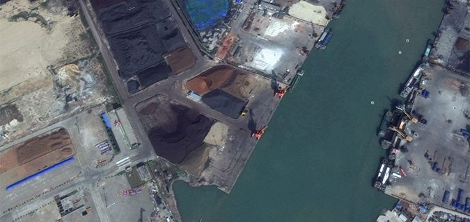 North Korea-linked ship owned by weapon smuggler arrives at Chinese coal port