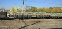 N. Korean crops collected and distributed en masse in Northwest, photos show