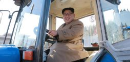Kim Jong Un's November: Got the guns, now for the butter