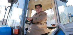 Kim Jong Un's November: Got the guns,
