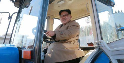 Kim Jong Un's November: Got the guns, now for the butter