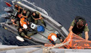 Maritime interdictions and North Korea: three potential scenarios