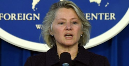 What Susan Thornton's nomination means for East Asia diplomacy