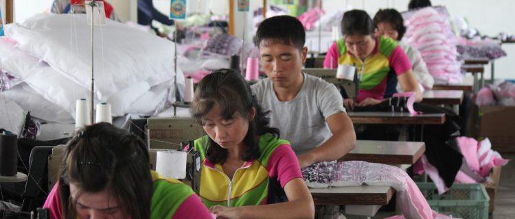 Ahead of UNSC ban, North Korea earns USD$36 million from textile exports