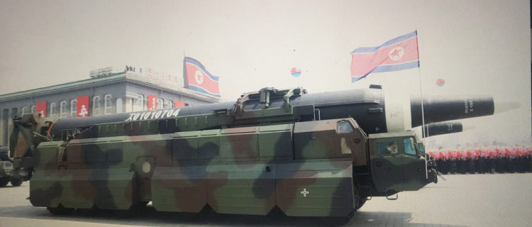 What to expect from North Korea's strategic forces and munitions industry in 2018