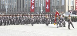 Imagery analysis: North Korea's upcoming February 8 parade