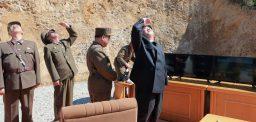 Take to the skies: where North Korea's
