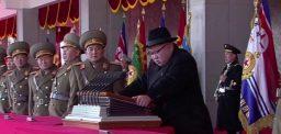 Kim Jong Un's February public appearan