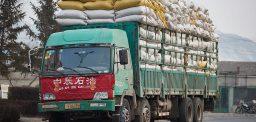 North Korean cereal imports zero in Fe