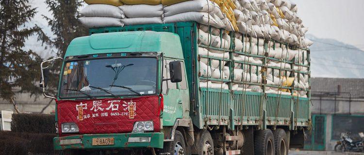 North Korean cereal imports zero in February: KITA
